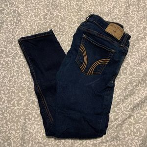 Dark Wash Hollister Jeans